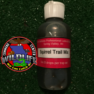 How to make the best squirrel bait using Squirrel Trail Mix